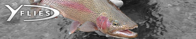 flies for rainbow trout